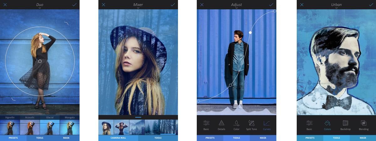 app di editing fotografico