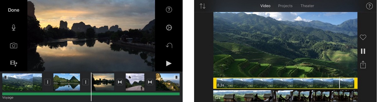 iMovie - video su Instagram