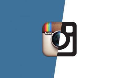 instagram redesign copertina