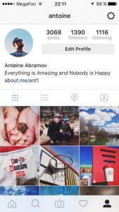 instagram redesign bianco nero 4
