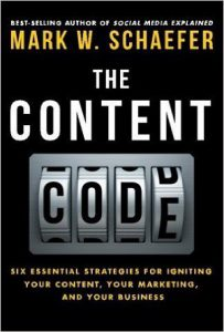 The Content Code (Mark W. Schaefer)