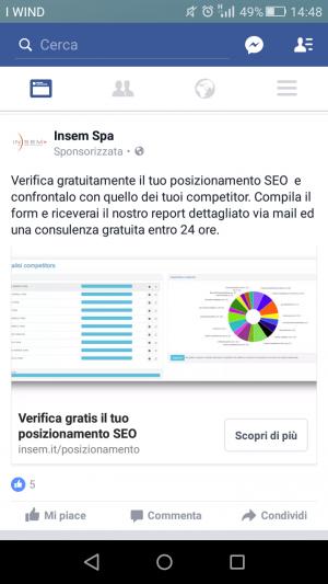 Come migliorare il conversion rate della tua campagna Facebook