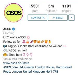 Come creare una biografia Instagram che converta