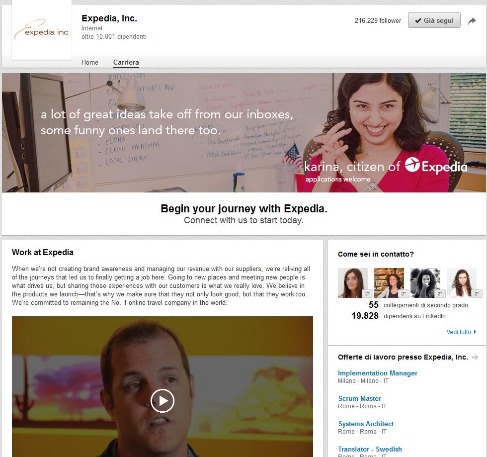 Come usare LinkedIn per assumere nuovo personale per la tua azienda