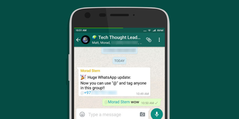 weekly marketing recap 26 sett whatsapp