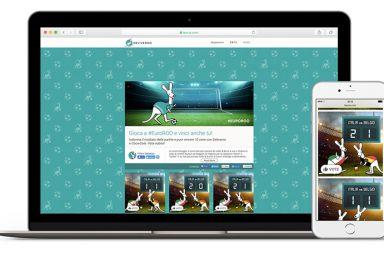 Real time marketing e Contest online - Deliveroo - Indovina e vinci