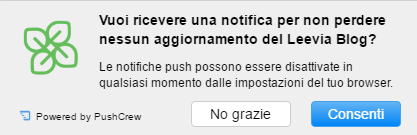 Come installare le Push Notification sul vostro blog