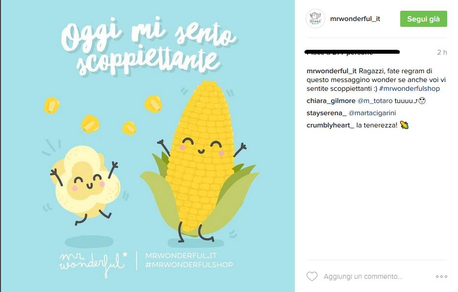 Cinque tipologie di post Instagram per profili aziendali