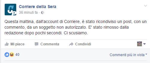 meglio peggio social media marketing corriere2