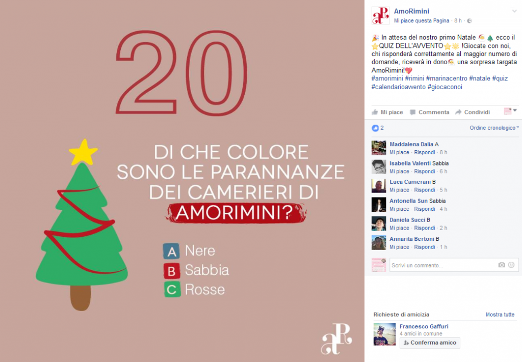 Il Natale sui social network: #SocialChristmas post1