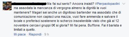 Red Devil Pub Rimini: la provocazione su Facebook dal sapore di autogol