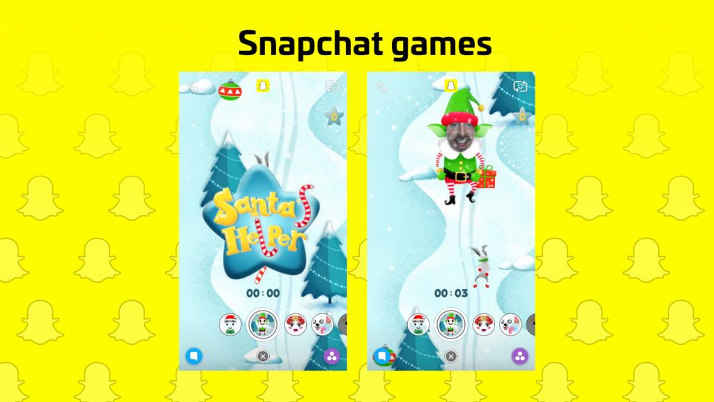weekly marketing recap 2 genn snapchat