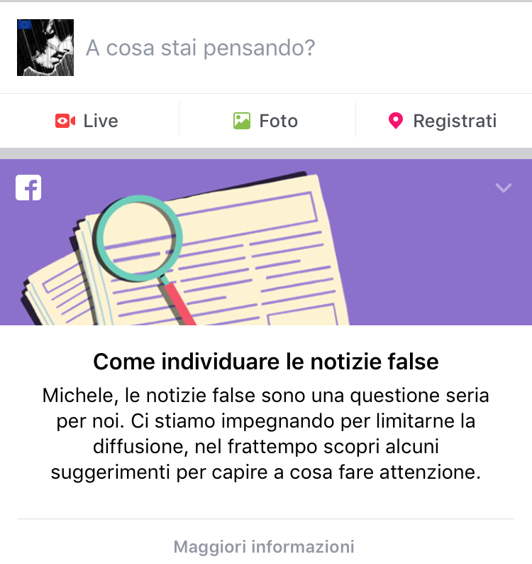 weekly marketing recap 18 aprile fbfake
