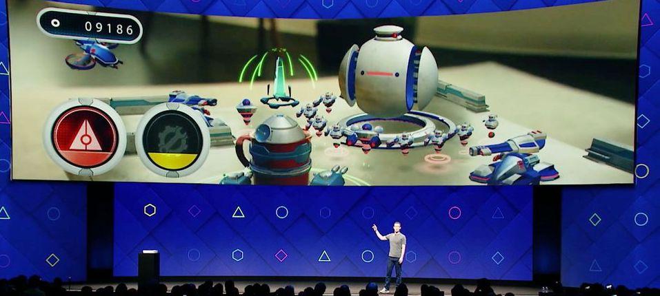 facebook realtà aumentata