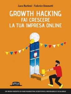 Growth Hacking - copertina libro