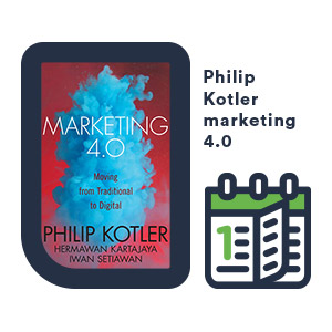 Marketing 4.0, dal tradizionale al digitale - Philip Kotler