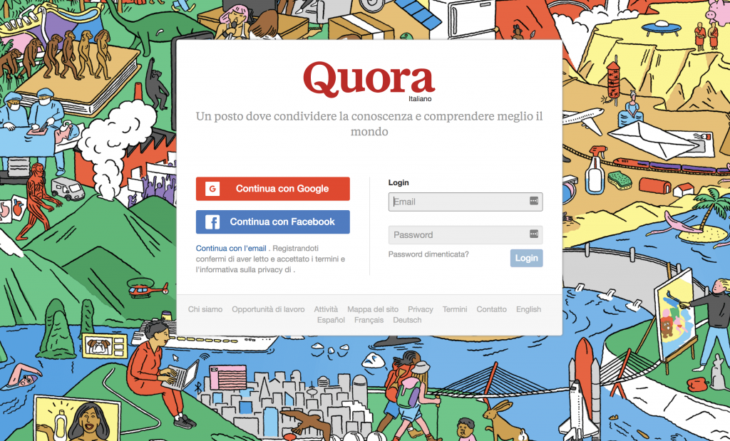weekly marketing recap del 10 luglio quora