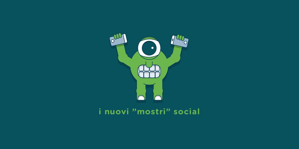"""I nuovi """"Mostri"""" Social: diventare famosi per caso"""