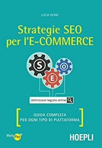 Strategie SEO per l'e-commerce Lucia Isone