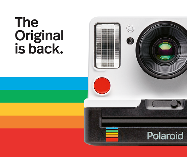 polaroid impossible project case
