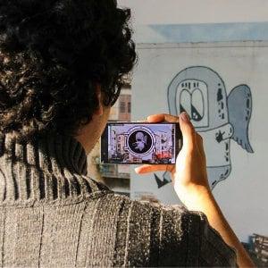 La realtà aumentata incontra la Street art, nasce il MAUA