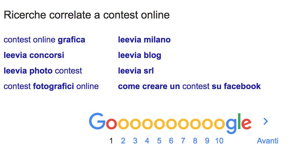 google piano editoriale 2