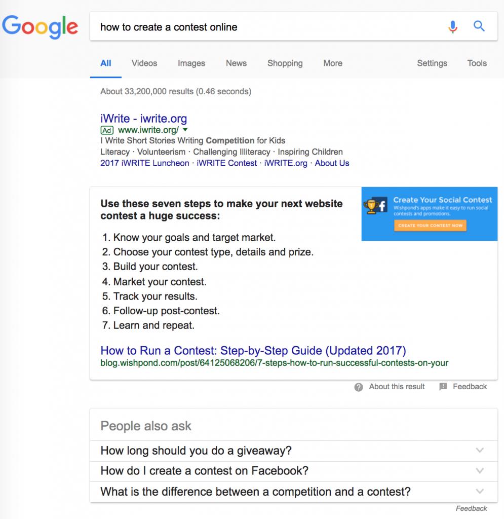 google piano editoriale 4