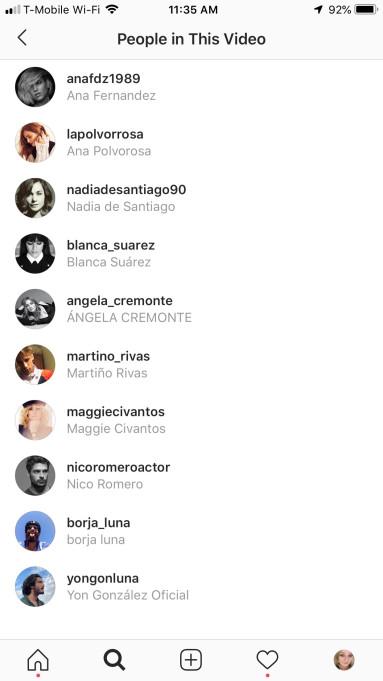 weekly marketing recap instagram 2
