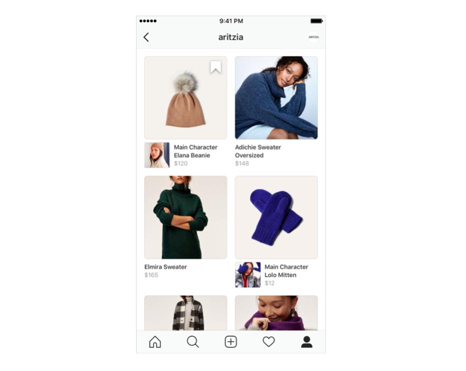 Riprogettazione Instagram weekly marketing recap 23 novembre
