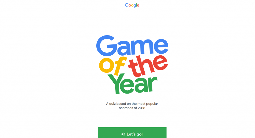 Game of the years weekly marketing recap 21 dicembre