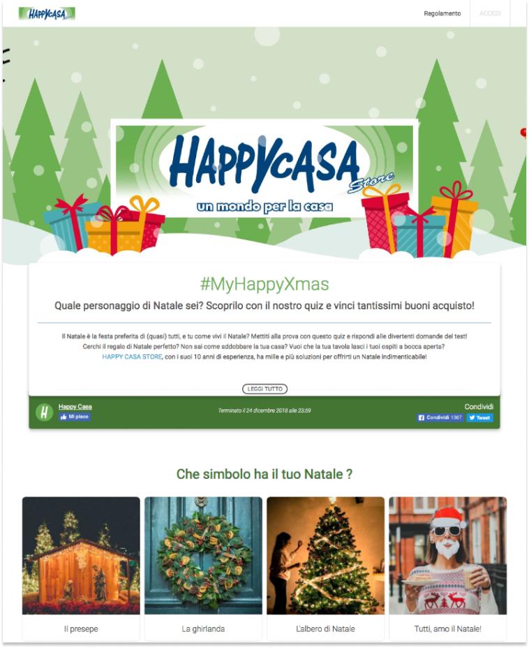 Quiz HappyCasa