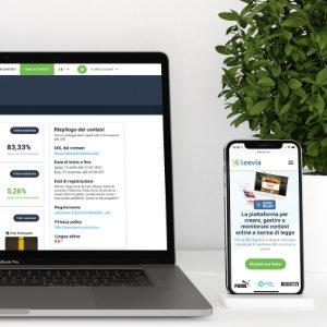 Vuoi saperne di più su come utilizzare la piattaforma Leevia contest? Scopri il nostro nuovo webinar
