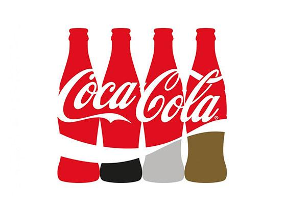 coca cola brand identity