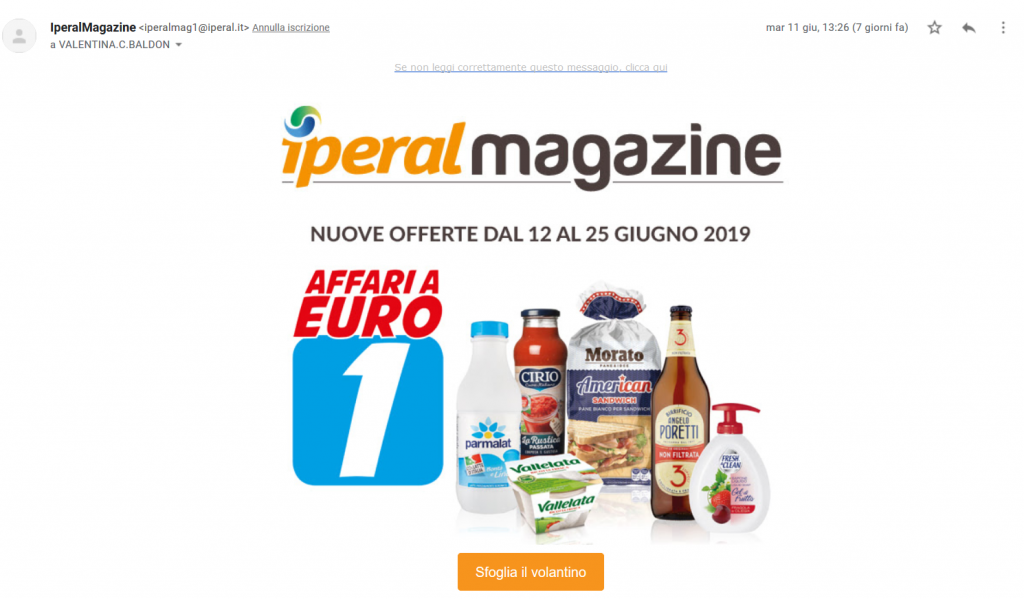 iperal email marketing