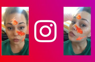 filtro pesci instagram