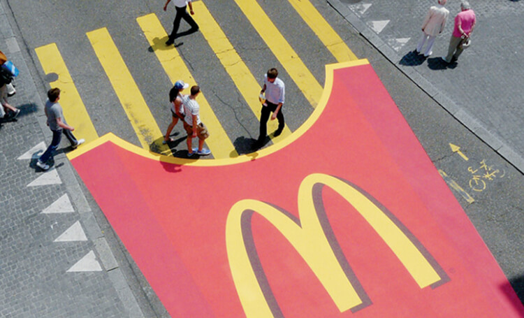 guerrilla marketing mc donalds Blog Cover