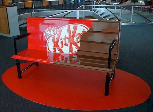 guerrilla marketing-kitkat