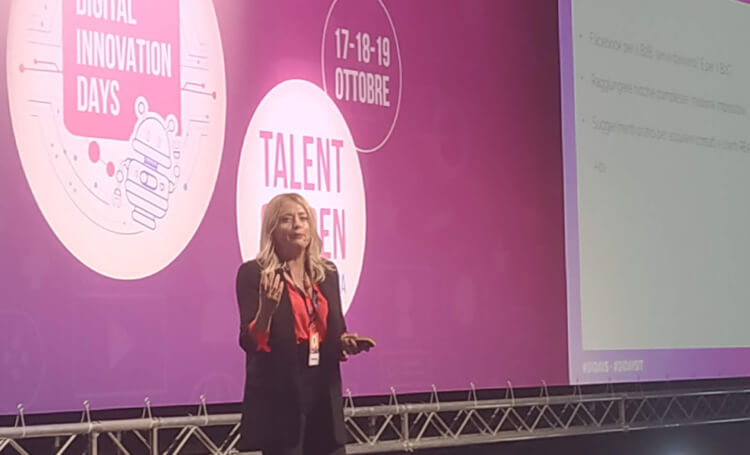 veronica gentili facebook marketing digital innovation days 2019