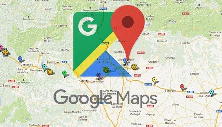 google maps guide locali