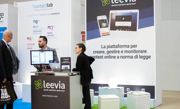 stand12 iab forum 2019 leevia