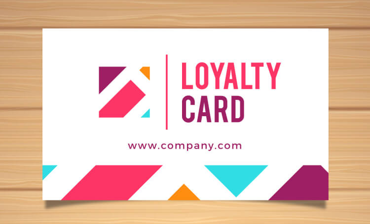 bye bye fidelity card loyalty program