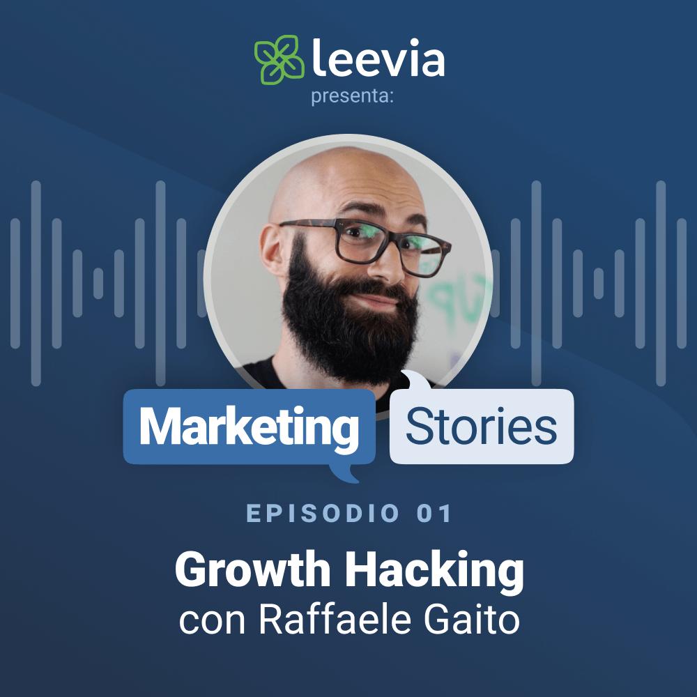growth hacking podcast raffaele gaito