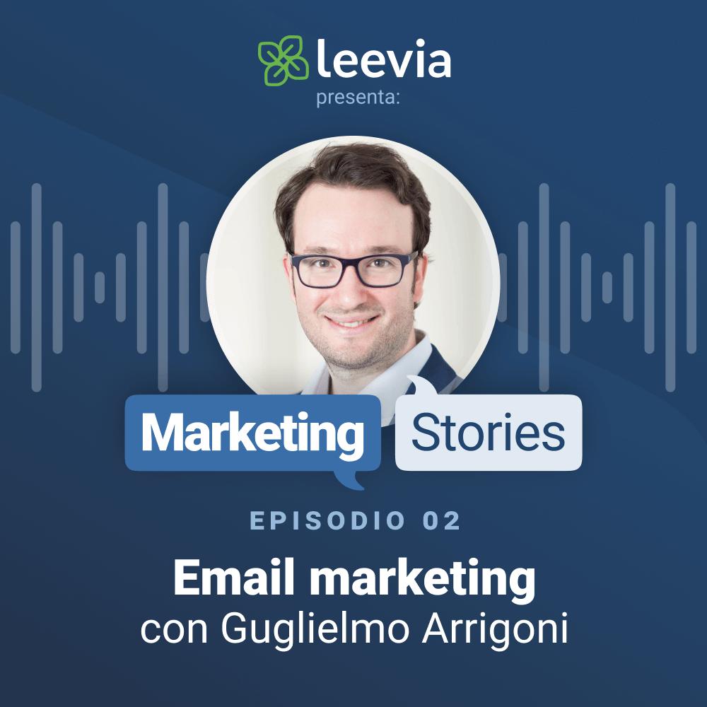 podcast marketing italiani intervista guglielmo arrigoni email marketing