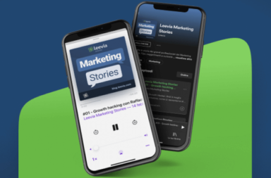 podcast marketing italiani leevia marketing stories