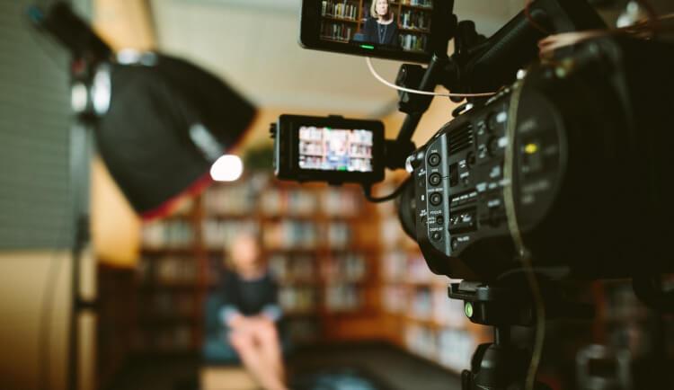 organizzare un intervista online