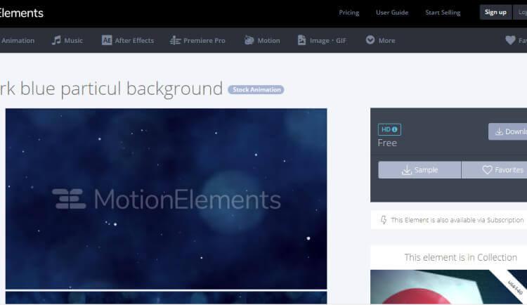 motion elements video stock free video gratuiti da scaricare (1)