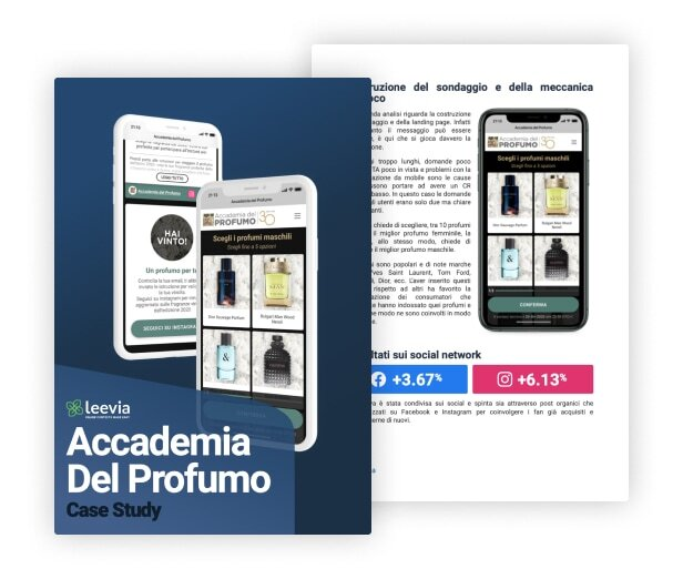 Accademia del profumo case study contest online Instant Poll