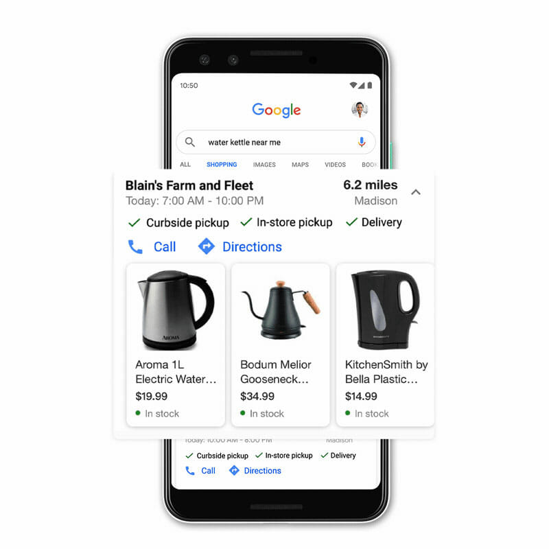 Google Shopping migliora la sua esperienza in Search