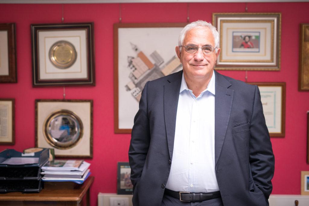 Roberto Ghiretti presidente di sgplus