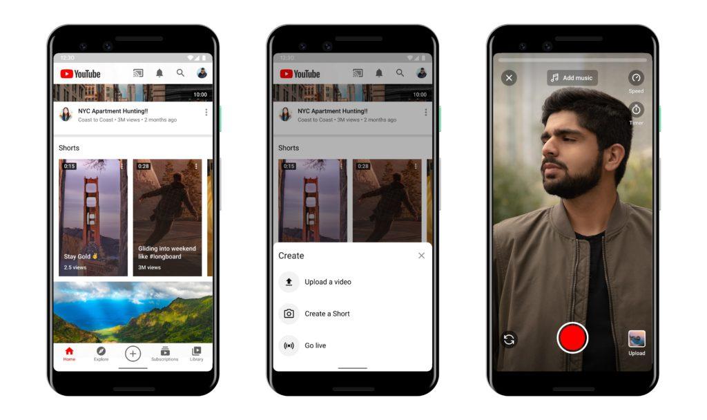 YouTube Shorts Video: come funziona il nuovo servizio Google